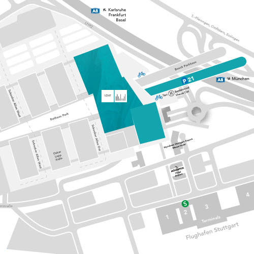 SEMF 2016 Parkplätze